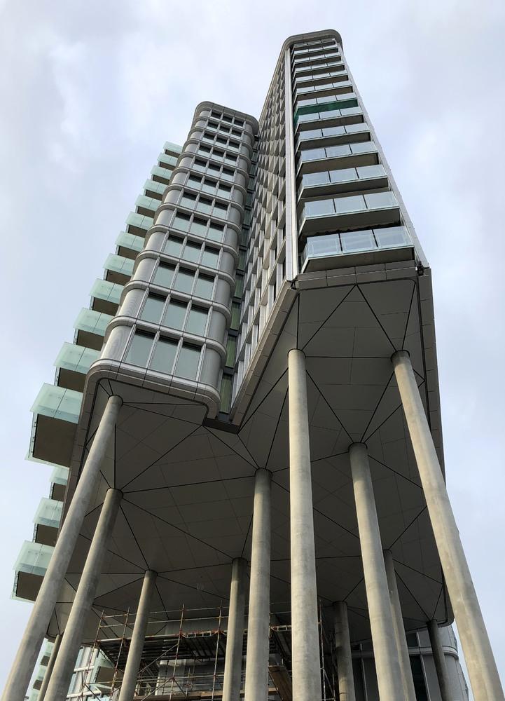Renzo Piano in Wien