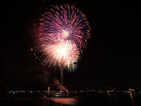 Feuerwerk Lichterfest 2