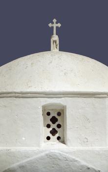 Milos, Plaka, Kirche Panagia Thalassitra