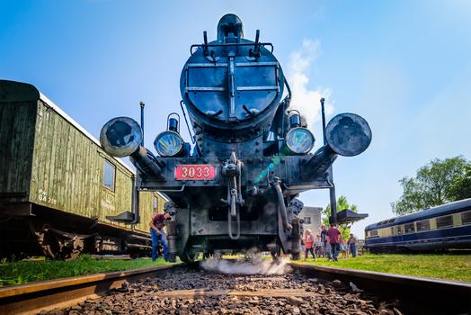 Eisenbahnmuseum Strasshof 4