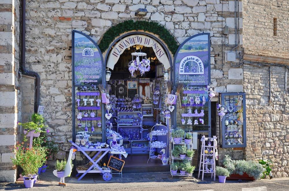 Il Lavandeto di Assisi / Umbrien / Italien