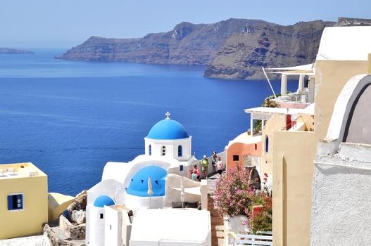 Οία / Thira / Griechenland (4)