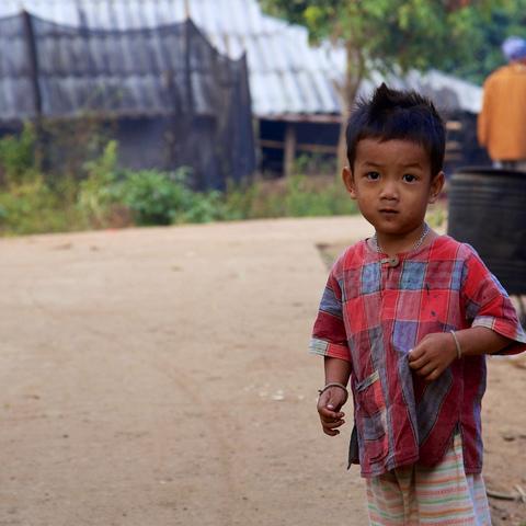 Kapong boy