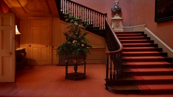 Staircase - Wimpole Hall, Cambridgshire