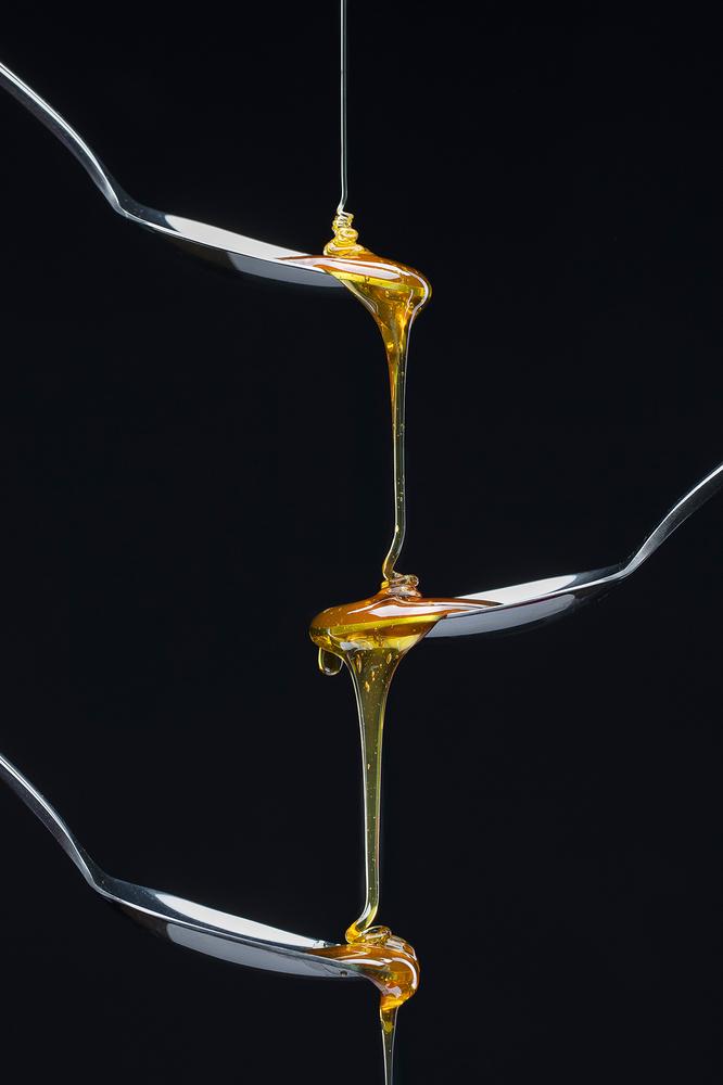 Panta rhei - alles fließt - auch der Honig!