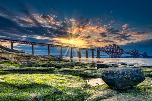 Firth of Forth - Golden Hour