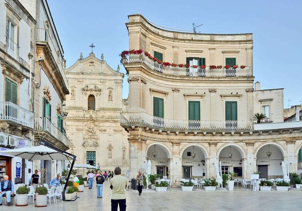 Martina Franca / Apulien / Italien