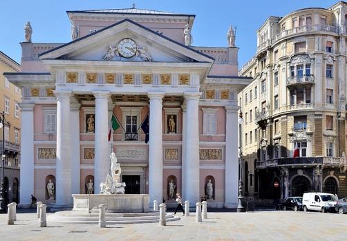 Palazzo della Borsa Vecchia Trieste