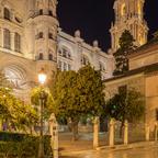 Santa Iglesia Catedral Basílica de la Encarnación (Malaga, Spanien)
