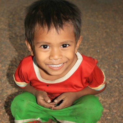 Kinder Kambodschas 4