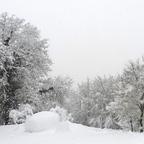 es schneit !!