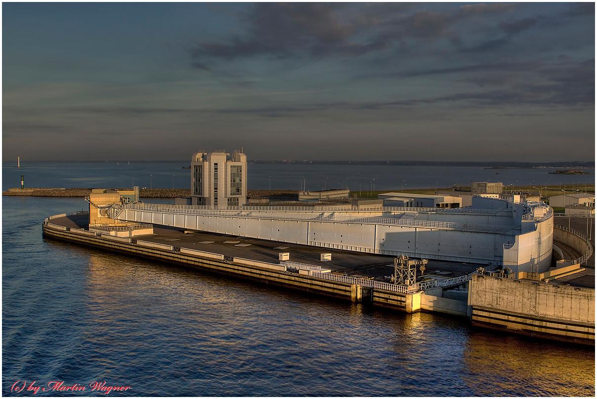 Sperrwerk St.Petersburg