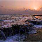 am Strand von Koggala