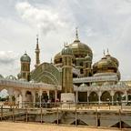 Crystal Mosque (Kristallmoschee)