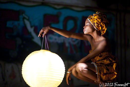 die Sonne Afrikas