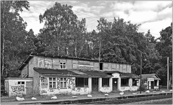 Bahnhof Philippshagen