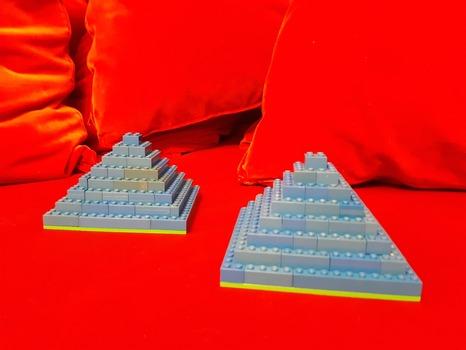 Pyramiden der Sofawüste