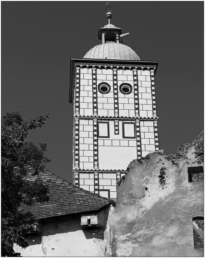 Schallaburg, Turm