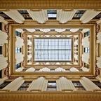 Palais Epstein - Innenhof