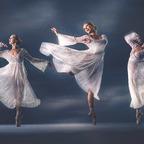 Drei Ballerinas
