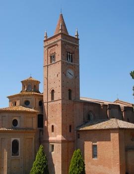 Montalcino das Kloster