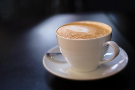 der Kaffee ist fertig...