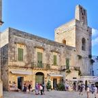 Torre campanaria - Otranto / Apulien / Italien