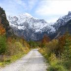 Herbst im Gebirge