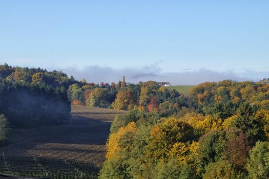 Herbst in der Oststeiermark