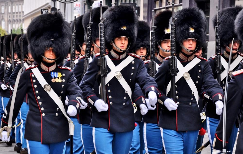 Königlich-Dänische Leibgarde Kopenhagen (3)