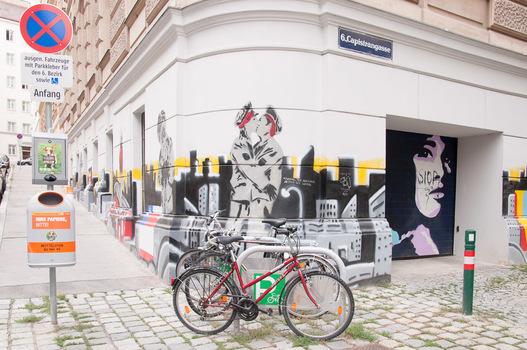 Ein Eck in Wien