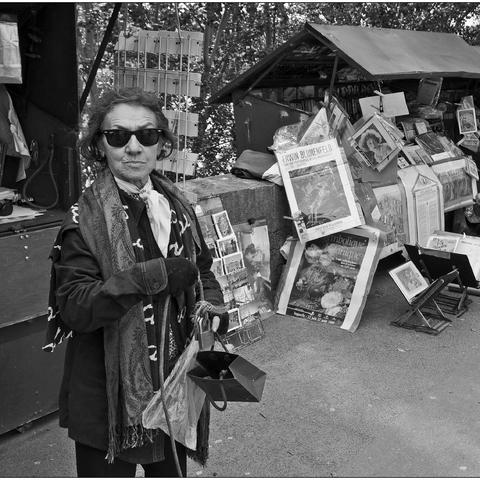Paris, Bouquinist