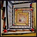 Hundertwasser(treppen)haus
