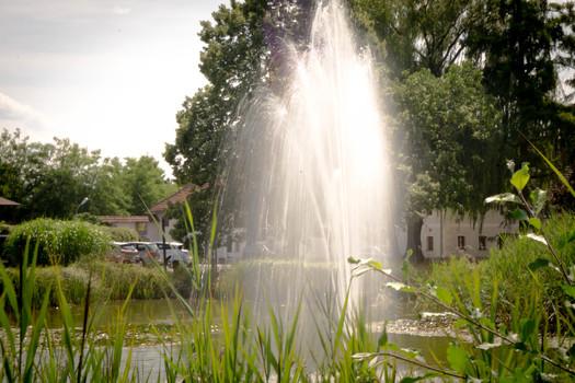 springbrunnen versuch ^^