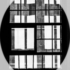 Fenster, Jalousie und Schatten