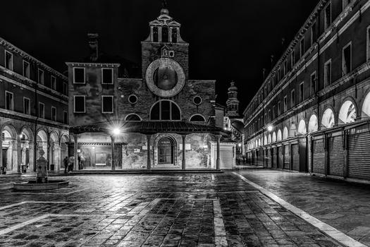 Venedig im November, # 8