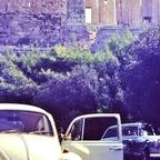 Eingang - Akropolis / Athen   (vor 42 Jahren)