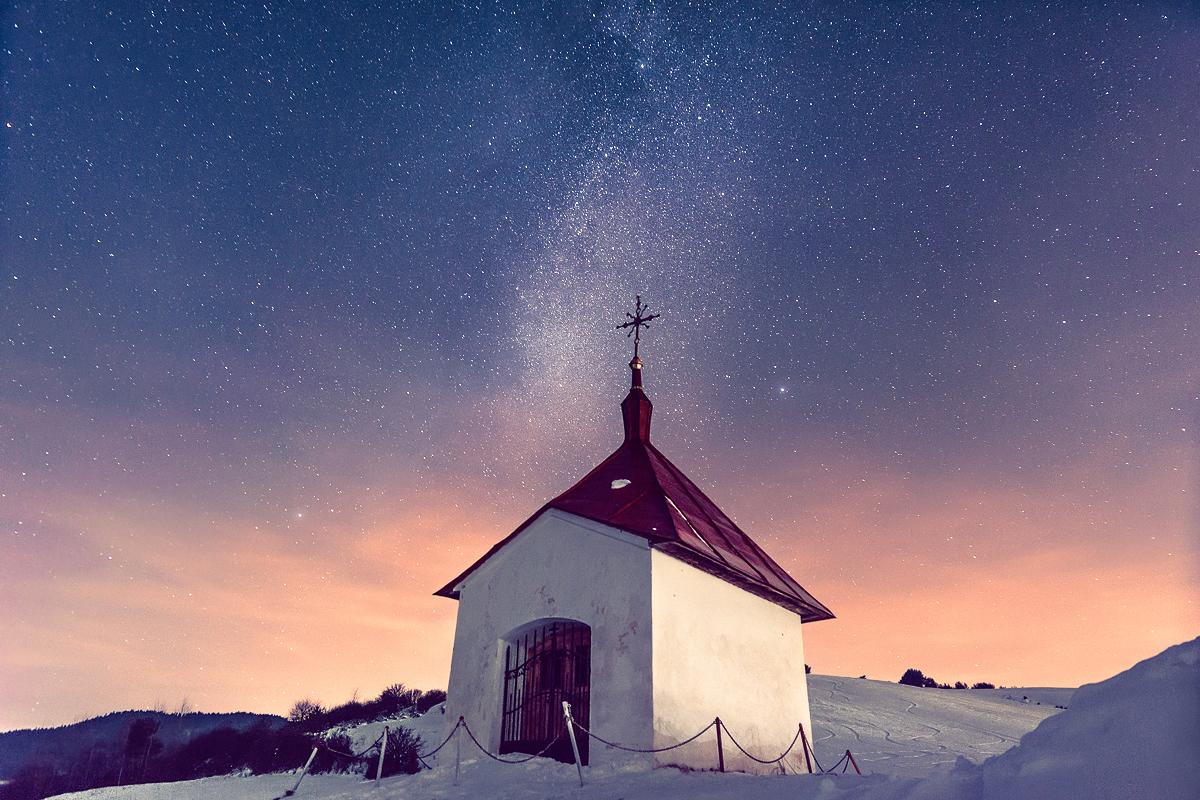 Kapelle Kamienka, SK