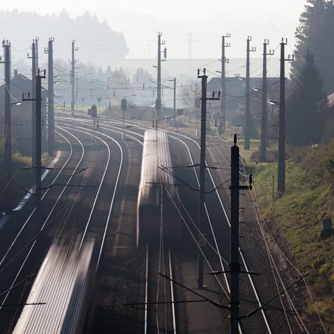 Züge bei Ederbauer
