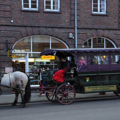 Öffis in Lüneburg :-)!