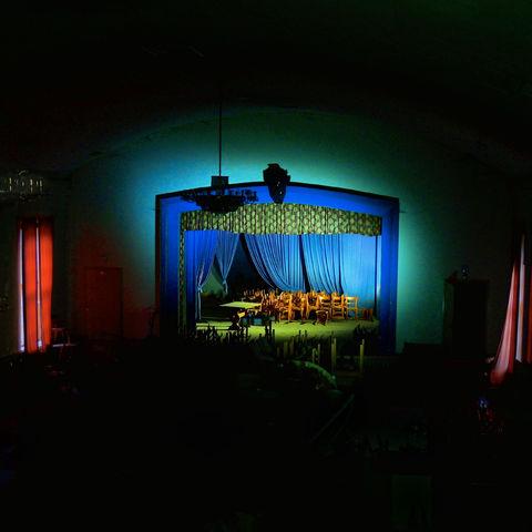 Lost Place verlassenes Theater