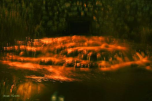 Warmes Wasser