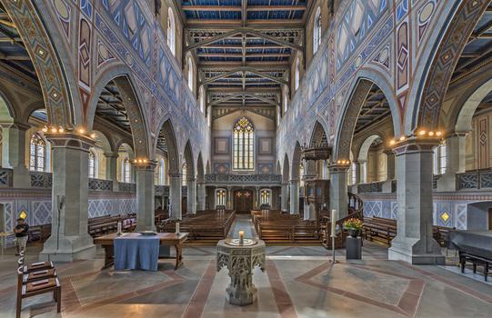 St.Gallen - St.Laurenzkirche