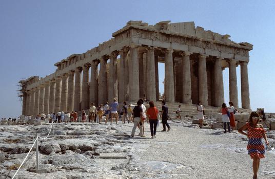 Parthenon 1985 (Diascann)