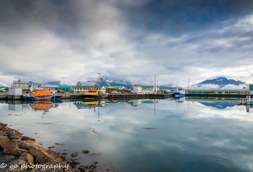 Höfn Island