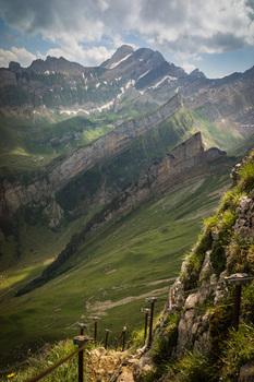Altmann, im Alpsteingebirge