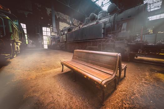 Eisenbahnmuseum Strasshof 2