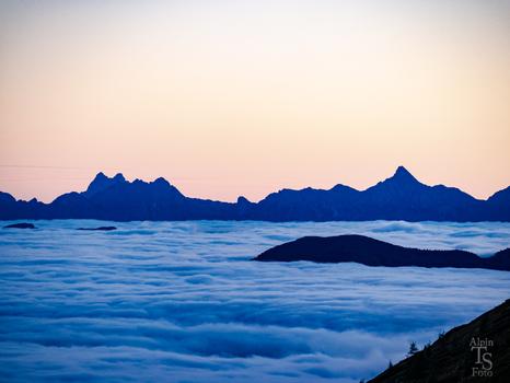 """""""Sea of fog"""""""