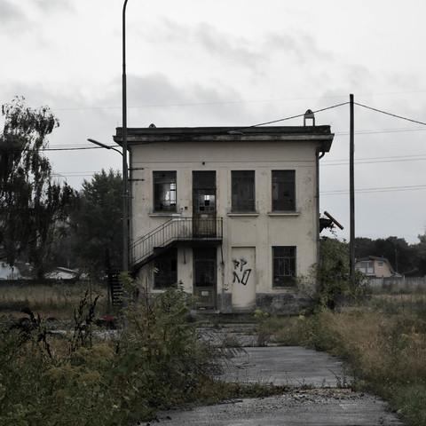 Das verlassene Energiewerk der Hauptstadt