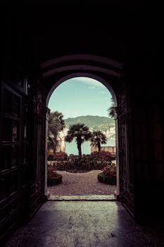 Tor zum Paradies